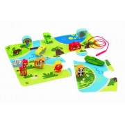 Hape - E1021 - Jeu D'exploration - Safari