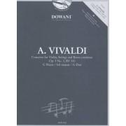 Vivaldi: Concerto for Violin, Strings and Basso Continuo in G Major, Op. 3, No. 3, RV 310 by Herbert Scherz