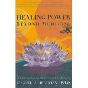 Healing Power Beyond Medicine by Carol A. Wilson