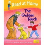 Read at Home: More Level 5a: the Golden Touch by Cynthia Rider