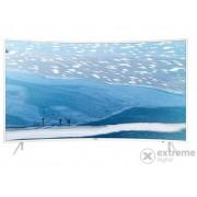 Televizor Samsung UE43KU6510 UHD SMART, LED, curbat, alb