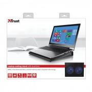 Cooler extern Laptop Trust Azul Blister Original