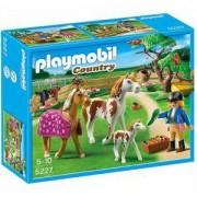 Строител ПЛЕЙМОБИЛ - Коне с дресьор, 5227 Playmobil, 290805