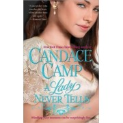 A Lady Never Tells by Candace Camp