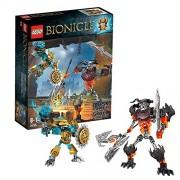 LEGO Bionicle - Mask Maker vs. Skull Grinder, figura de acción, 171 piezas (70795)
