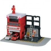 Tomica Hyper Rescue Training Base (Japan Import)
