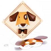 Hape Beleduc E5124 Cagnolino Per Un Giorno Puppy Face