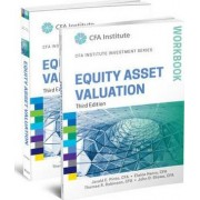 Equity Asset Valuation Book and Workbook Set by Jerald E. Pinto