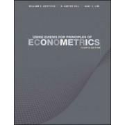 Principles of Econometrics 4E Using Eviews Handbook by William E. Griffiths