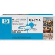 Toner HP Q2671A Cyan LaserJet 3500 Series 4000 pag.