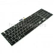 Tastatura Laptop Toshiba SATELLITE M50D-A-10Z iluminata