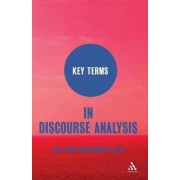 Key Terms in Discourse Analysis by Paul Baker