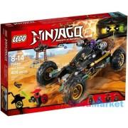 LEGO NINJAGO Sziklajáró 70589