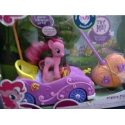 My Little Pony Pinkie Pie's Remote Control Car Playset With Sound 3 Years +