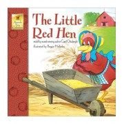 The Little Red Hen by Carol Ottolenghi