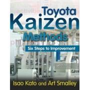 Toyota Kaizen Methods by Art Smalley