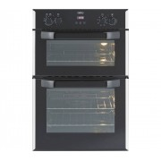 BELLING BI90EFR BLK Electric Double Oven - White