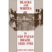 Blacks and Whites in Sao Paulo, Brazil, 1888-1988 by George Reid Andrews