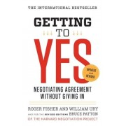 Getting to Yes by Roger Fisher