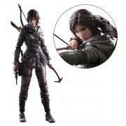 Rise of the Tomb Rider Play Arts Kai Lara Croft 26 cm