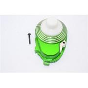 Vaterra K5 Blazer Ascender Upgrade Parts Aluminium Center Gear Cover - 1Pc Set Green