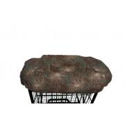 The Peanut Shell Shopping Cart Cover Amori
