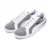 PUMA SMASH KNIT【エービーシー・マート/ABCマート メンズ スニーカー グレー ルミネ LUMINE】