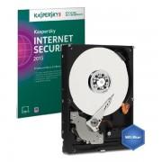 WD BLUE WD60EZRZ 6TB + KASPERSKY INTERNET SECURITY 2015 1PC 1JAHR