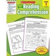 Scholastic Success with Reading Comprehension, Grades 1 by Robin Wolfe