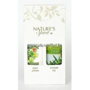 Nature's Spirit olíva-aloe vera ajándékcsomag