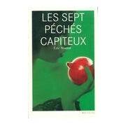 Erotique - Les sept péchés capiteux - Eric Mouzat - Livre