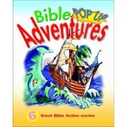 Pop-Up Bible Adventures by Tim Dowley