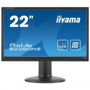 Monitor Iiyama ProLite B2280HS-B1DP 21.5 inch 2ms Black