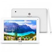 "SPC Glow Quad Core 1.2Ghz 16GB 10.1"" IPS 3G Blanca - Tablet"