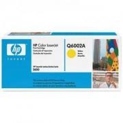 Тонер касета за Hewlett Packard Q6002A CLJ 2600, Yellow (Q6002A)