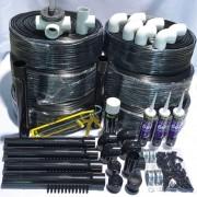 15m2 DIY Auto Solar Pool Heating Kit