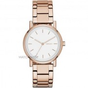 DKNY Quartz Rose Gold Round Women Watch NY2344 DKNY