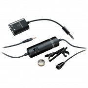 Audio Technica ATR3350IS Microfone para Smartphones
