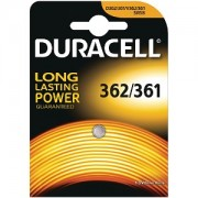 Pile Bouton Duracell D362/361