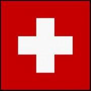 Flags4You - Bandera de Suiza (120 x 120 cm)