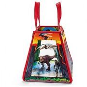 Schleich Dinosaur Volcano Playmat Set
