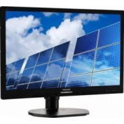 Monitor LED 21.5 Philips 221B6LPCB Full HD 5 ms Negru