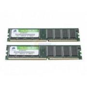 Corsair 2 GB DDR-RAM - 400MHz - (VS2GBKIT400C3) Corsair ValueSelect CL3