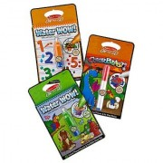 Melissa & Doug Colorblast Dinosaur Water Wow Animals And Numbers - Bundle Pack