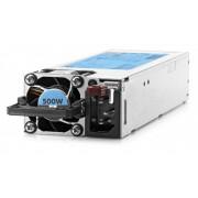 Hewlett Packard Enterprise Hewlett Packard Enterprise HP 500W FS PLAT HT PLG PWR SUPPLY 720478-B21