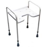 Aidapt Dartford Height Adjustable Shower Chair