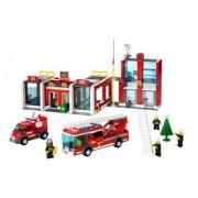 LEGO CITY Fire Station by Lego City - Fire Station 7208