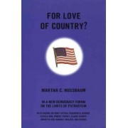 For Love of Country? by Various Contributors
