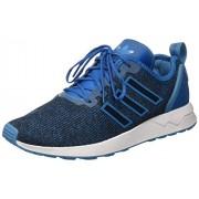 Adidas Zx Flux Adv, Zapatillas Para Hombre, Azul (Uniblu/Crablu/Ftwwht)