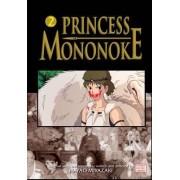 Princess Mononoke Film Comic: Volume 2 by Hayao Miyazaki